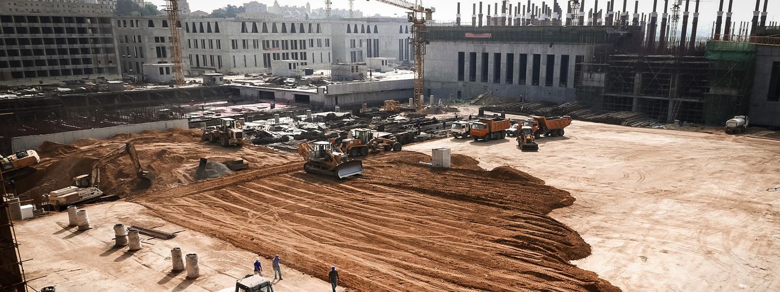 مشروع جامع الجزائر الأعظم: إعطاء إشارة إنطلاق أشغال الإنجاز - صفحة 9 03